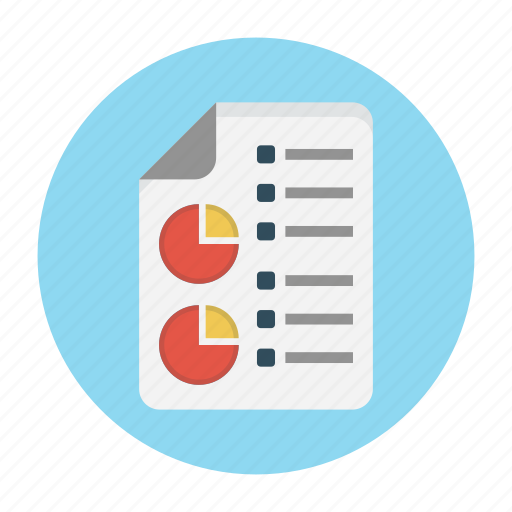 Document, file, paper, report, sheet icon - Download on Iconfinder