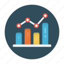 analytic, chart, graph, report, statistics
