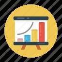 board, chart, graph, presentation, report