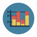 analytic, chart, diagram, graph, statistics