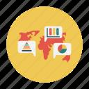 chart, file, graph, report, statistics icon