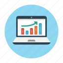 chart, graph, growth, online, statistics
