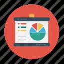 board, chart, graph, presentation, statistics