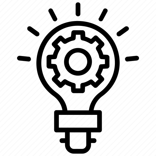 creative production, creative service, creativity, innovation, innovative idea icon