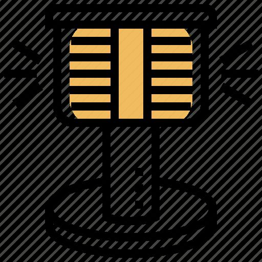 bollard, entwine, pier, pole, rope icon