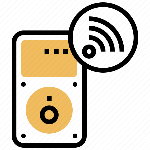 Accident, alarm, detector, fire, warning icon - Download on Iconfinder