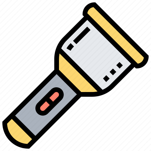 Bright, flashlight, lamp, spotlight, torch icon - Download on Iconfinder