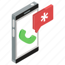 emergency call, medical helpline, mobile call, phone communication, telecommunication icon