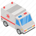 ambulance, emergency services, healthcare service, hospital ambulance, medical transport