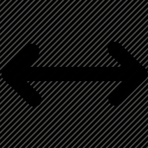 arrows, resize, stretch icon