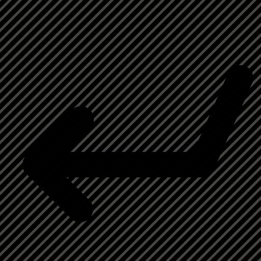 arrow, resize icon