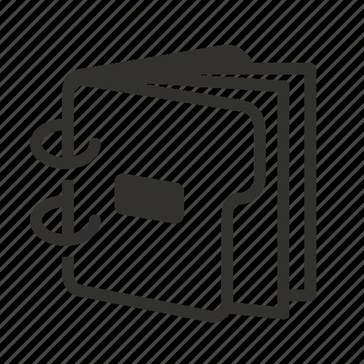 documents, folder, organize icon