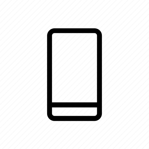 android, cell, iphone, mobile, phone, smartphone icon
