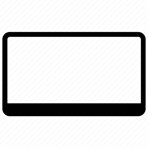 display, dvb, hbb, screen, smart, television, tv icon