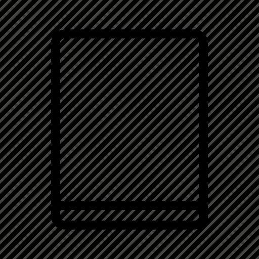 ipad, phablet, tablet icon