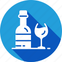 alcohol, cocktail, drink, glass, restaurant, wine icon