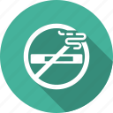 cigarette, no, smoking, tobacco icon