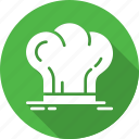 cap, chef, cook, cooking, het, restaurant icon