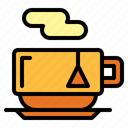 and, coffee, cup, drink, hot, mug, tea icon