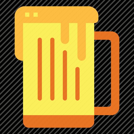 alcohal, beer, drink, mug icon