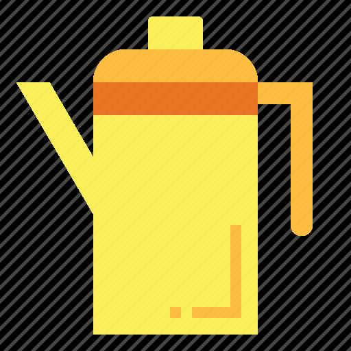 coffee, jar, pot icon