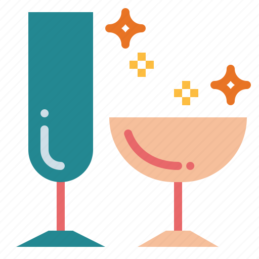 alcohol, alcoholic, drink, glass, wine icon