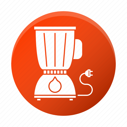 appliance, juicing, machineblender, restaurant equipment, tool icon