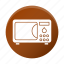 appliance, microwave, restaurant equipment, tool icon