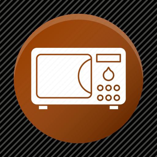 appliance, microwave, restaurant equipment, tool icon