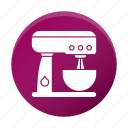 appliance, mixer, restaurant equipment, tool icon