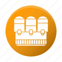 appliance, beverage, dispenser, refrigerated, restaurant equipment, tool icon