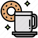 away, coffee, cup, hot, paper, shop, take icon