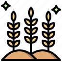 cereal, grain, rice, supermarket, wheat icon