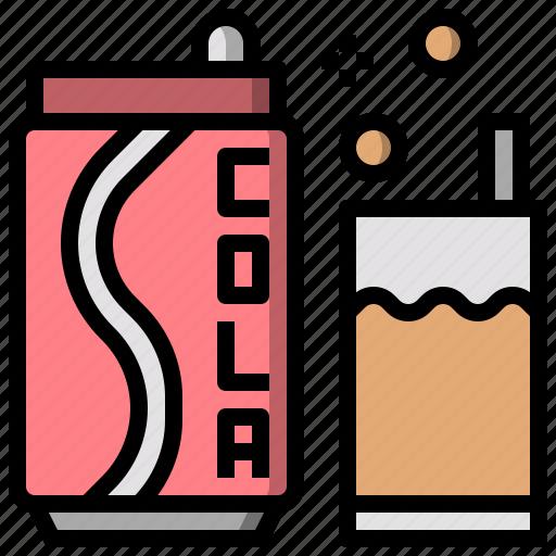 beverage, can, cola, soda, sugar icon