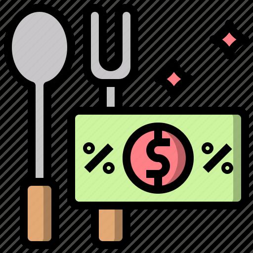 coupon, discount, percent, percentage, sales, voucher icon