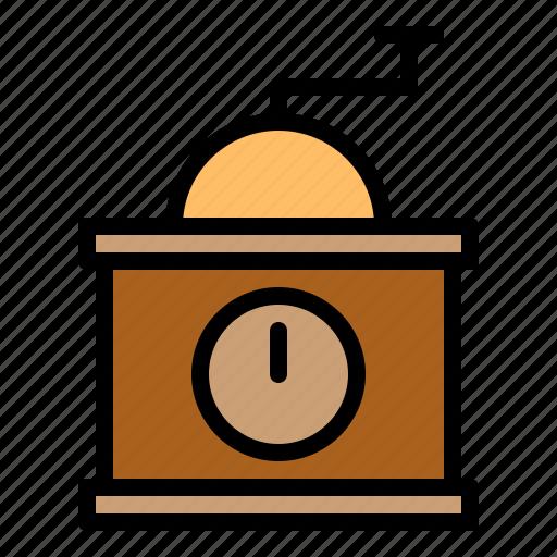 grinder, kitchen, kitchenware, mill, restaurant icon