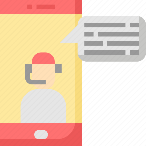 Call, center, customer, mobile, online, service, support icon - Download on Iconfinder