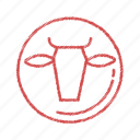 dairy, meat, product, products icon