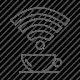 free, wifi icon