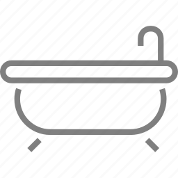 bath, bathroom, clean, relax, restroom, toilet, wash, water icon