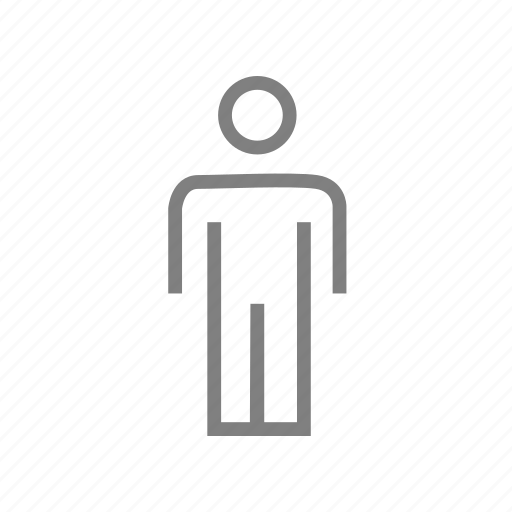 bathroom, man, restroom, toilet, wc icon