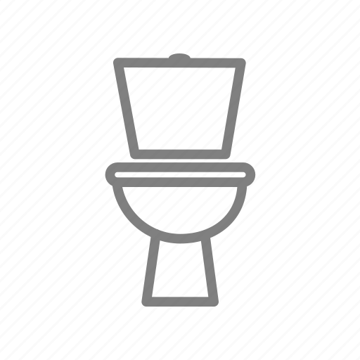 bathroom, bidet, restroom, toilet, urinal, wc icon