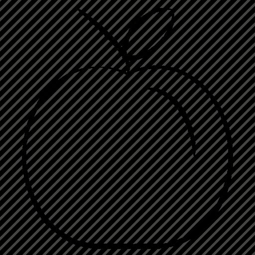 Apple, food, fruit, meal icon - Download on Iconfinder