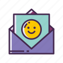 employment letter, letter, offer, offer letter icon
