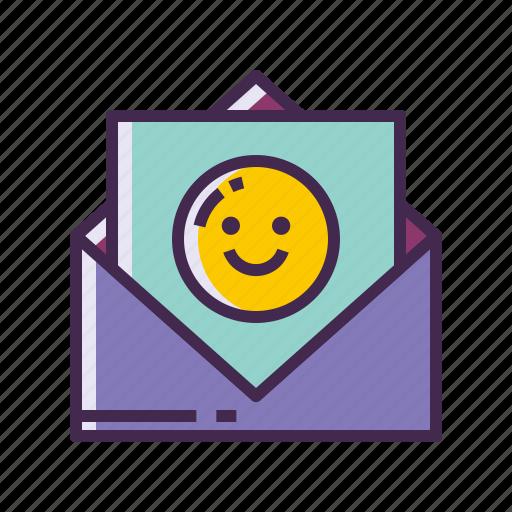 employment letter, letter, offer, offer letter icon