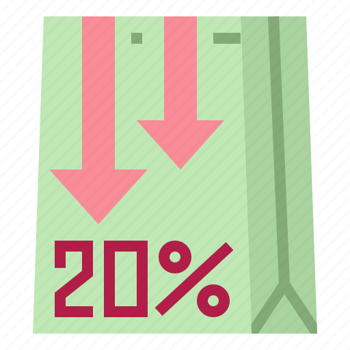 commerce, discount, sales, shopping icon