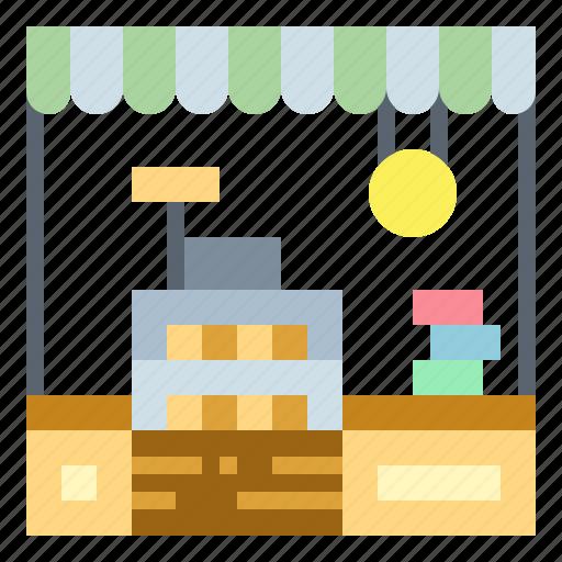 business, commerce, market, shop icon