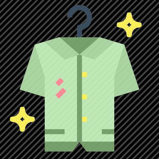 clothing, fashion, shirt, uniform icon