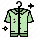clothing, fashion, shirt, uniform icon