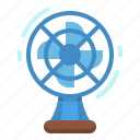 air, conditioner, fan, furniture, retro icon
